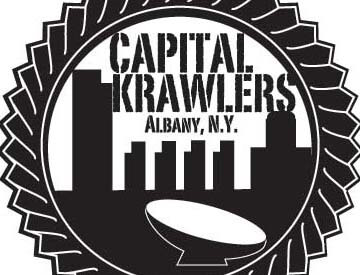Capital Krawlers Ring Gear Logo