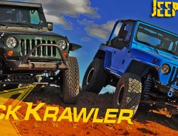 Rock Krawler Jeep Beach Facebook Banner#1
