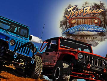 Rock Krawler Jeep Beach Facebook Banner#2