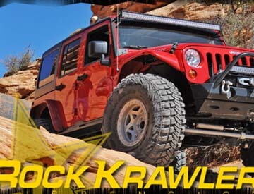 Rock Krawler Jeep Beach Facebook Banner#4